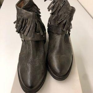 AllSaints Bonnie Cuban boots size 41
